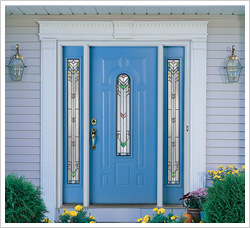 Painting a door made of steel adams door systems - Painting a steel exterior door model ...