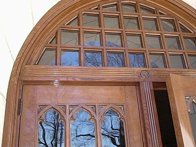 ENTRY DOORS REPAIR