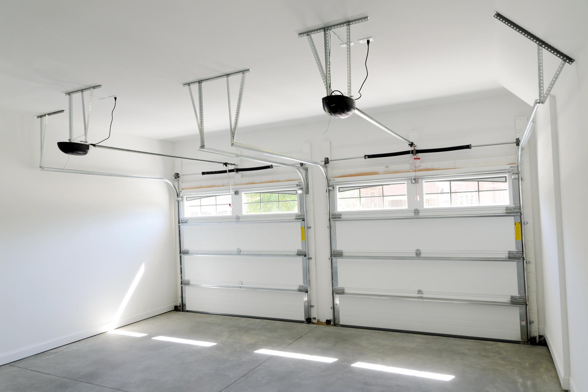 Can Garage Door Springs Be Replaced